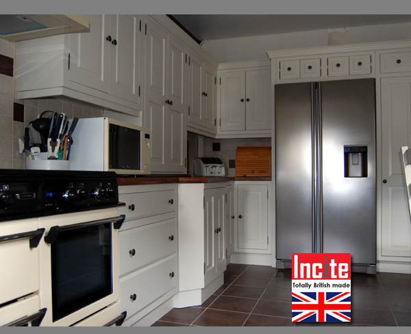 Kitchen Units Showing