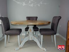 Painted Dining Room Furniture Incite Interiors Derbyshire