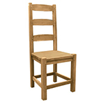 Solid Oak Dining Chair To Buy On Line From Incite Interiors