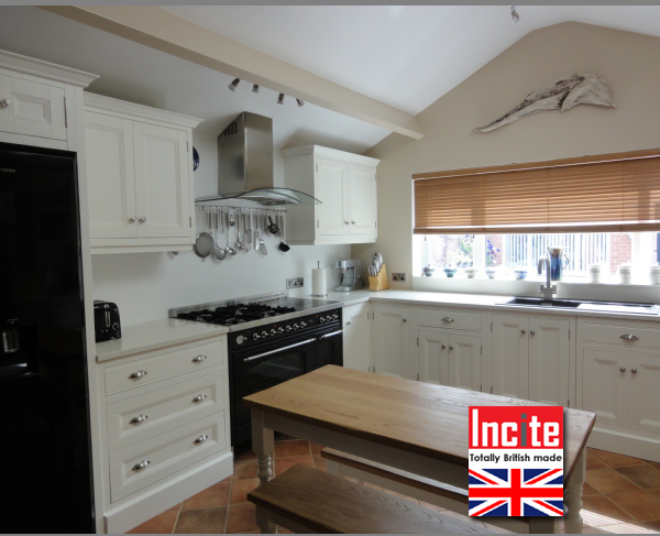 Excellent Painted kitchen units, freestanding and fitted custom made kitchen  600 x 487 · 209 kB · jpeg