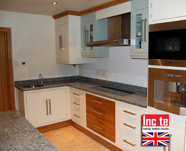 Kitchen Units Handmade
