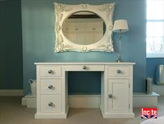 Painted Custom made Dressing Table