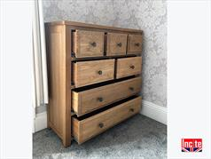 Oak Chest Of Drawers Handmade By Incite