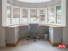 Bespoke Fitted Home Office Furniture
