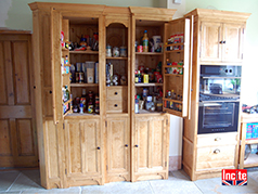 Freestanding Wooden Kitchen UnitsBeautifully Handmade And Exclusively Designed By Incite Interiors In Derbyshire