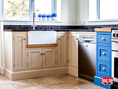 Tailor made kitchens by Incite Interiors, Custom made kitchens, Draycott, Derby, Derbyshire, Chesterfield, Matlock, Alfreton, Belper, Nottingham, Nottinghamshire, Burton On Trent, East Midlands