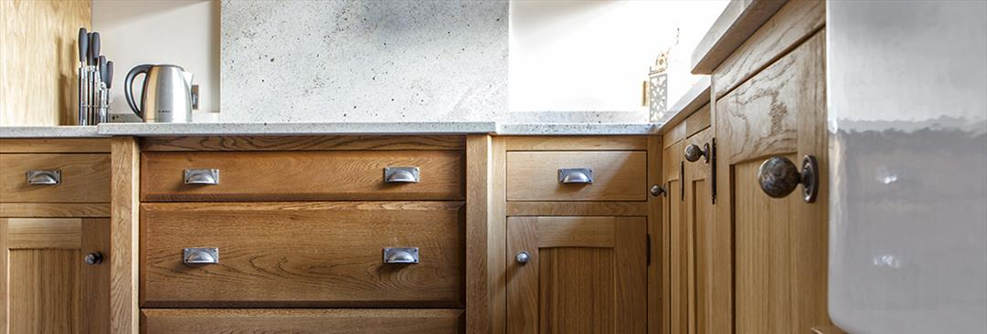 Custom made Kitchens, handmade to order Derbyshire