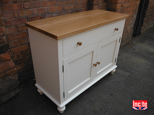 British Bespoke Painted Oak Furniture