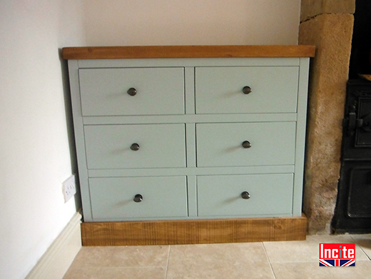 Bespoke Painted  Dining Furniture