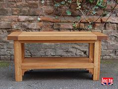 Solid Oak Coffee Table Solid Oak