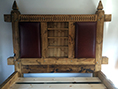 Bespoke Hand Carved Sleeper Drawer Bed