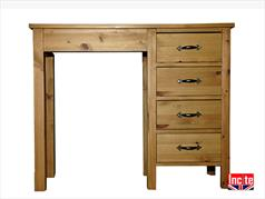 Farmhouse Solid Pine Shaker Style Dressing Table