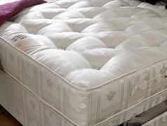 Incite Interiors makers of wooden beds Derbyshire supply British made mattresses by Bedmaster