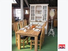 Solid Oiled Oak Dining Tables