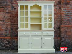 Painted And Oak Dresser handmade to order