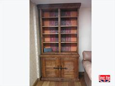 Custom Made Solid Wooden Bookcase