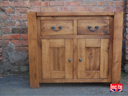 Chunky Plank Pine Dining Furniture
