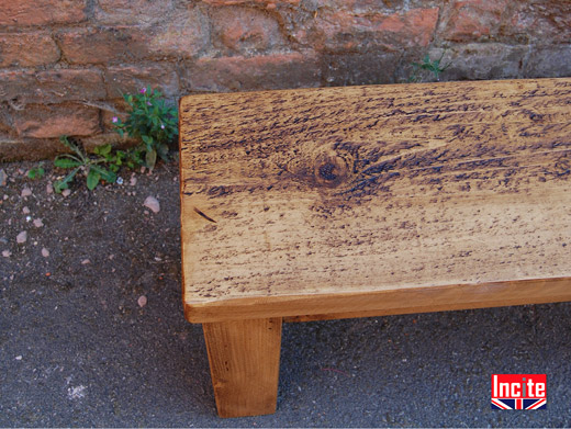 Solid Plank Pine Dining Seating