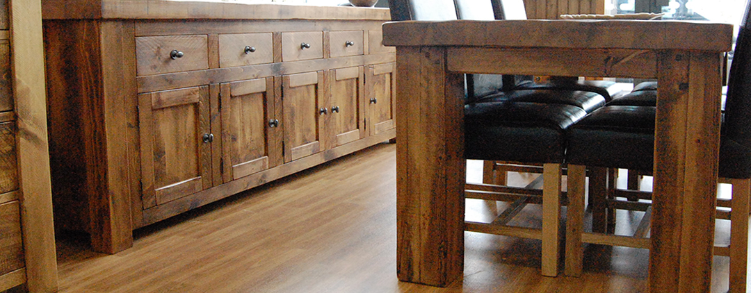 Plank Pine Furniture Handmade to Order - Compare with INDIGO and SAVE ££'s!